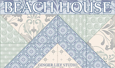 Beach House Quilt Pattern